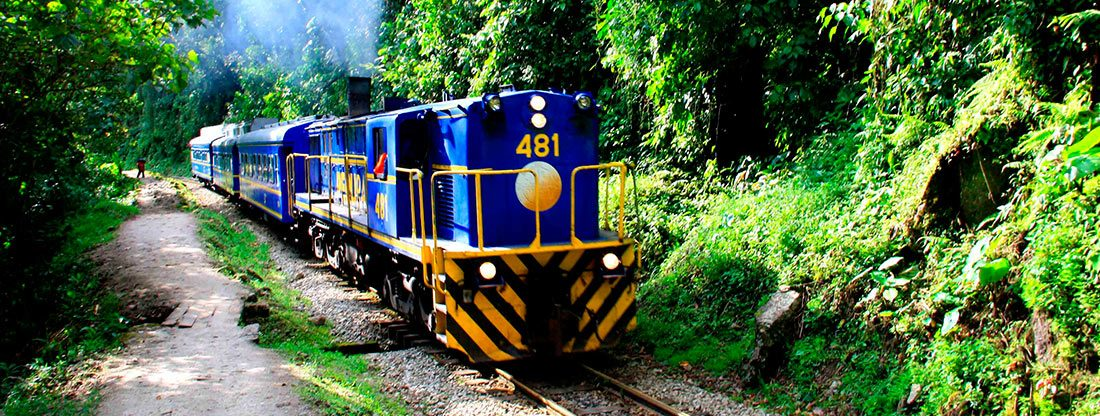 1Day Machu Picchu by Train