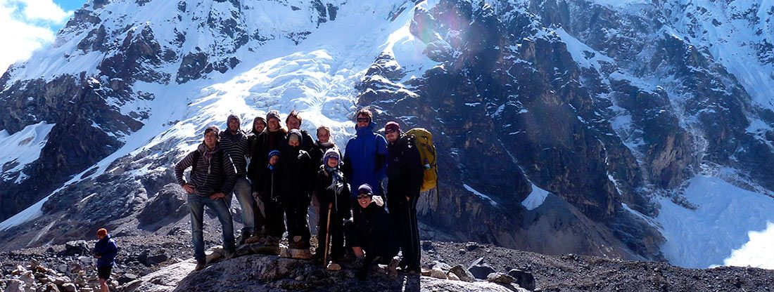 Salkantay Trail to Machu Picchu 5Days/4Nights